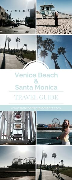 Venice, Santa Monica, Beach, Los Angeles, Travel, Reisen, LA, Tipps, Guide,