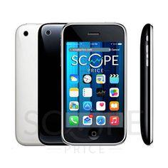 Apple iPhone 3GS - 8/16/32 GB - Black, White(AT&T) Smartphone Unlocked.