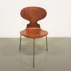 Model 3100 Ant Chair by Arne Jacobsen for Fritz Hansen, Denmark 1950s