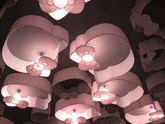 Hello Kitty Ceiling Lights