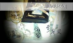 Custom - hand painted - set. 2 Wine glasses, 2 Coffee Mugs, 2 Candle sticks, 2 Picture Frames $50
