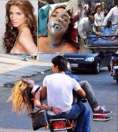 With all eyes on #Kiev, let's not forget Miss #Venezuela died today with bullet in her head protesting for freedom. pic.twitter.com/UD642uBd...