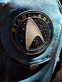 "New Uniform Delta Patch from ""Star Trek 3. Embedded image permalink"