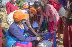 #CARE‬ has reached over 23,000 people in the first month with emergency shelter, water, sanitation and hygiene kits, food and reproductive health kits for women. #NepalEarthquake