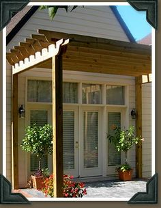 French Style Sliding Glass Door Porch Lights For Deck