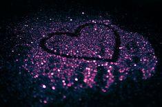 Pics For > Tumblr Purple Glitter
