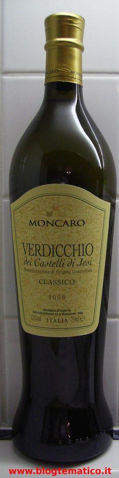Verdicchio dei Castelli di Jesi.--White wines of MARCHE-ITALY…