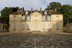 awesome Le Jour ni l'Heure 8384 : château de Jossigny, 1751-1753, œuvre de Jules Hardouin-Mansart de Sagonne, 1711-1778, Seine-&-Marne, Île-de-France, jeudi 16 août 2012, 19:22:13