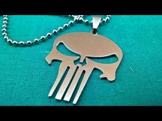 The Punisher Simple Necklace Review