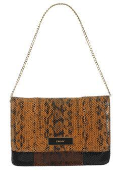 6c35240e5f8d DKNY snake print bag Dkny Handbags