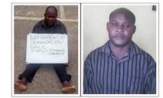 The Lagos state police command has reportedly arrested a 47 year old Emmanuel Magbatie for a cas...