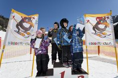 Skirennen Siegerehrung - Sporthotel Frühauf, Österreich, Kärnten Trends, Winter Vacations, Skiing