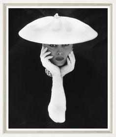 TROWBRIDGE Gallery - Glamorous Woman  (Link: http://www.trowbridgegallery.com/black-white-archive-zoom.php?TGAImageCode=363&Keyword=&BestAll=&MainType=ShowAll&MainCategorySearch=-1&SearchYear=-1&FrameType=&FrameCode=965)