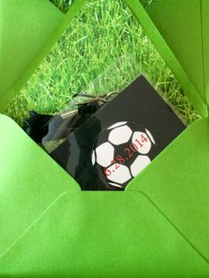 Get ready for some grass stains- World Cup Soccer Party Invitations #worldcup2014
