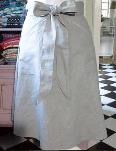 Bettina's Miette skirt - sewing pattern by Tilly and the Buttons