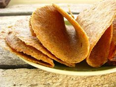 Paleo Flax Tortillas (Gluten/Grain/Starch/Egg/Corn/Soy/Nut Free)