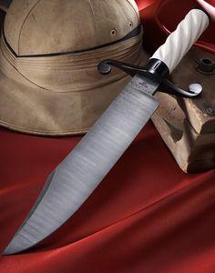 Elite Knives by John Horrigan Big boy Bowie knife