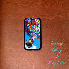Samsung Galaxy S4 Case, up movie Samsung Galaxy S4/S3 Phone case, colorful up movie Samsung Galaxy S3 Cases, Galaxy S4/ S3 case