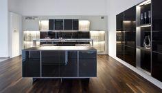 Poggenpohl Porsche Design Kitchen   CUSTOM MADE KITCHENS   Pinterest ...