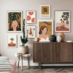 Home Remodel Ideas Abstract Fashion Vintage Girl Minimalist Wall Art Canvas Painting.Home Remodel Ideas Abstract Fashion Vintage Girl Minimalist Wall Art Canvas Painting Living Room Bedroom, Living Room Decor, Bedroom Decor, Bedroom Modern, Living Room Artwork, Living Room Prints, Artwork Wall, Bedroom Prints, Paintings For Living Room