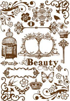 Álbum de imágenes para la inspiración (pág. 134)   Aprender manualidades es facilisimo.com