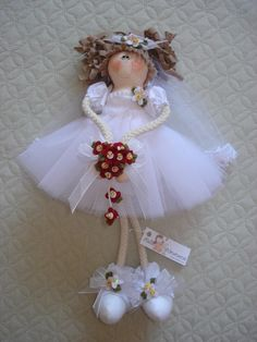 1 million+ Stunning Free Images to Use Anywhere Christmas Angels, Christmas Crafts, Christmas Decorations, Christmas Ornaments, Felt Dolls, Doll Toys, Diy And Crafts, Arts And Crafts, Angel Crafts