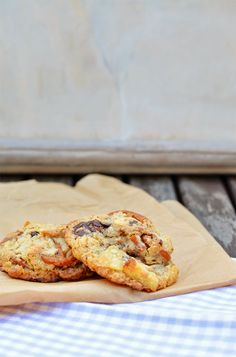 [nachgebacken] Compost Cookies aus der Momofuku Milkbar