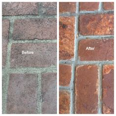 staining brick - Google Search | Remodel Misc | Pinterest | Bricks ...