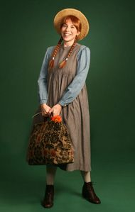 anne of green gables costume - Google Search