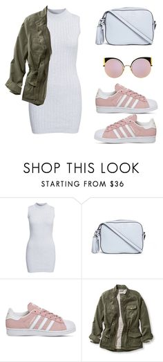 """Fashion"" by camillyraiterb ❤ liked on Polyvore featuring Glamorous, Tory Burch, adidas, L.L.Bean, Fendi, look, moda and plus size clothing"