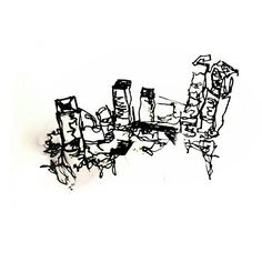 Just messing around ✒ drawing   #art #artlife #artsed #artist #art #monochrome #linear #artlove #arte #artists #arty #artattack #contemporaryart #fineart #modernart #artwork #instaart #instaartist #draw #drawing #painting #drawings #studio #artstudio #doodle #doodles #artwork #artcollective #city #buildings Arts Ed, City Buildings, Drawing Art, Artist Art, Monochrome, Doodles, Artists, Fine Art, Map