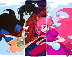 adventure time OT4 by ~shorelle on deviantART