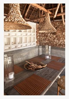 Stone House Style 3- ancient and modern minimalist designed beach boutique hotels - coastal hippie dream house - simple organic bohemian architecture - bohemian decor and interior design - Lamu authentic African architecture with Arabian accents - 05