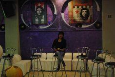 Estudio plus, programa 4, Karyz entrevista a Cuauhtemoc Rock. Programa realizado en Rock Revolution el miércoles 23 de Enero del 2013