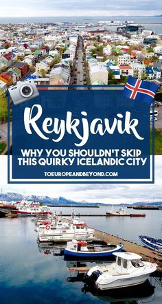 I'm well aware that Iceland is deeply evocative of volcanoes, lava fields and fierce waves crashing violently against towering cliffs; however, these otherworldly landscapes should not, in any way, overshadow the quirky treasure that is the Icelandic capital. Let these photos of Reykjavik prove in 27 different ways how wonderful and worthwhile the city is and why you shouldn't simply just pass through.
