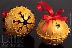 Cascabeles de Navidad (galletas 3D) | Little Wonderland