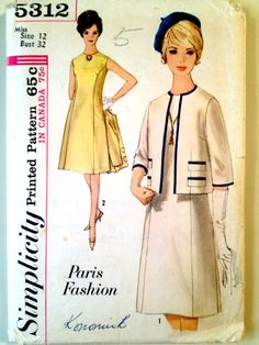 Misses Princess ALine Sheath Dress and by stitchingbynumbers, $15.00