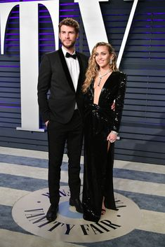 Miley Cyrus And Liam Hemsworth - The Cutest Couples At The 2019 Academy Awards - Photos