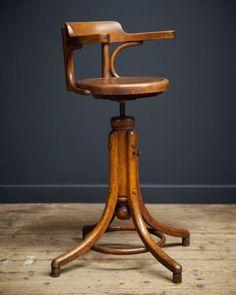 1920s Fischel Office Chair