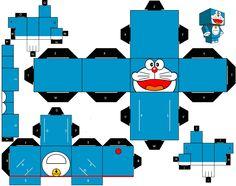 PaperToy_Doraemon