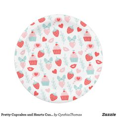 Personalized    Coated White Paper Plate   Wedding Supplies com SP ZOZ   ukowo