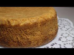 Bizcocho esponjoso básico sin levadura, aceite ni lacteos   Cocina