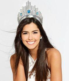 Paulina Vega - Colombia - Miss Universe 2014 Miss America Contestants, Miss Universe 2014, World Winner, Amazing Women, Beautiful Women, Pageant Girls, Miss Usa, Miss World, Beautiful Inside And Out
