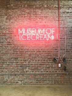 Hautemommie spends a day at this Haute Spot - The Museum of Ice Cream in Downtown Los Angeles