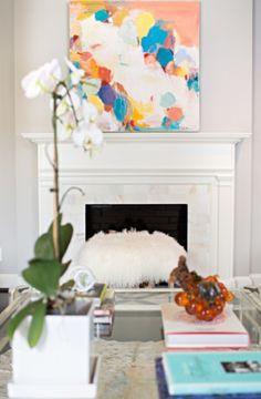South Shore Decorating Blog: Design Admiration: Sally Wheat and Her Amazing Use of Texture and Mongolian Fur in Design