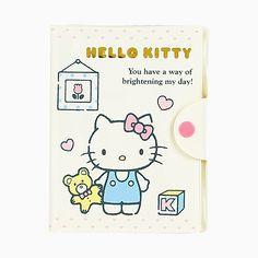 Hello Kitty plastic hospital card case