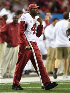 Although his playing days at Alabama are over, Eddie Jackson is still motivating his team during its quest for a championship.