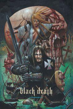 Black Death - Simon Bisley