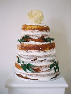 Baby shower naked cake | Shop. Rent. Consign. MotherhoodCloset.com Maternity Consignment