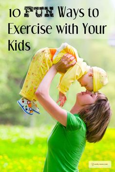 ways of having fun and enjoying fitness workouts Mix and match these easy exercises to help kids enjoy active play that builds  strength and fitness kick them off with a fun warm-up, like.